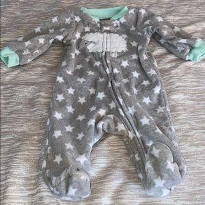 Carter's Simple Joys Footed Sleep & Play Newborn